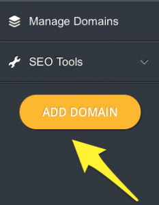 How to add your domain on MonitorBacklinks.com