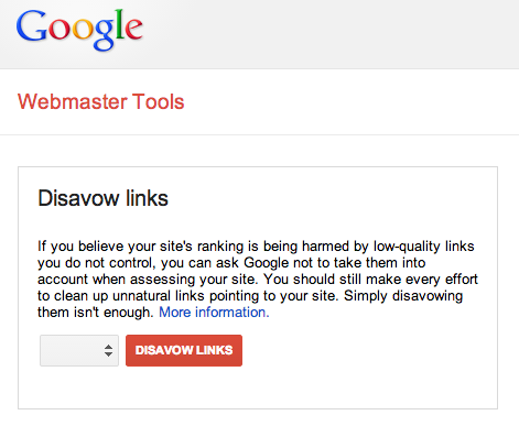 جوجل التنصل