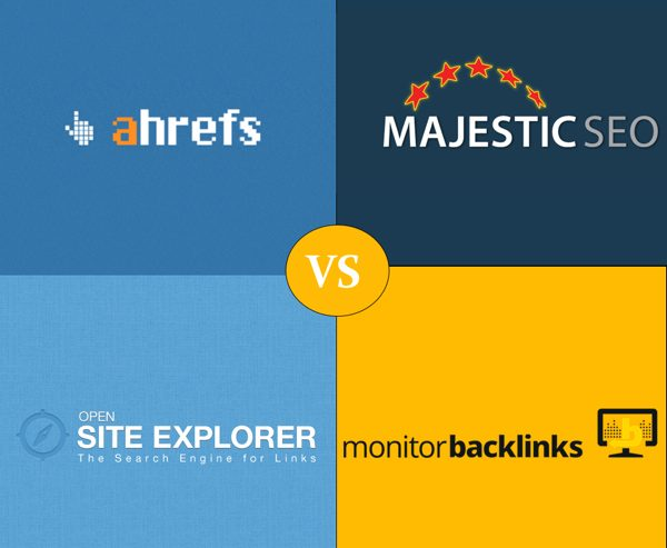 ahrefs vs majestic vs seomoz