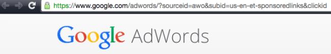 doorway pages to adwords