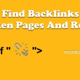 Find Backlinks Pointing To Broken Pages And Redirects