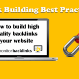 Link Building Best Practices – How To Get High-Quality Backlinks