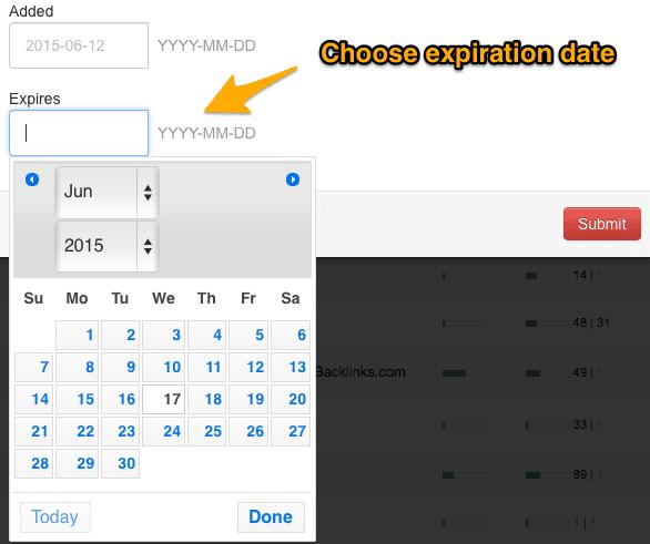 set-expiration-date