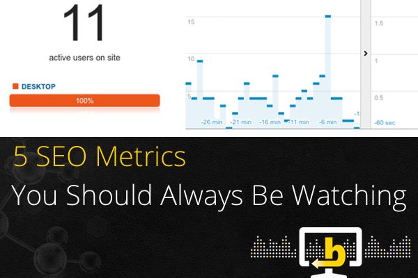 5 seo metrics to watch
