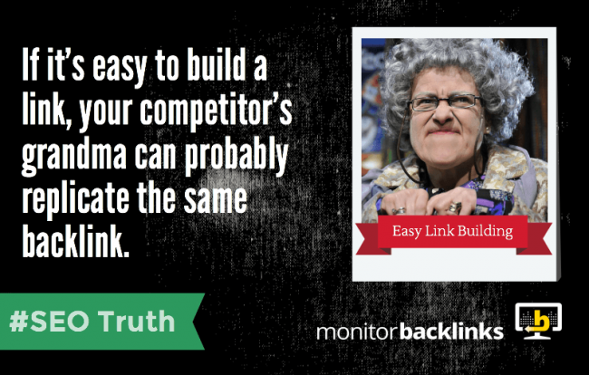 The Truth About Link Building