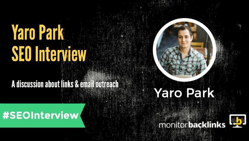 Yaro Park SEO Interview