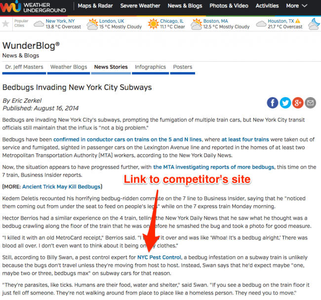 link-to-competitor-site