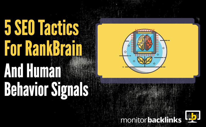 5 SEO Tactics For RankBrain