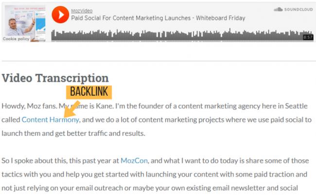 how to build edu backlinks