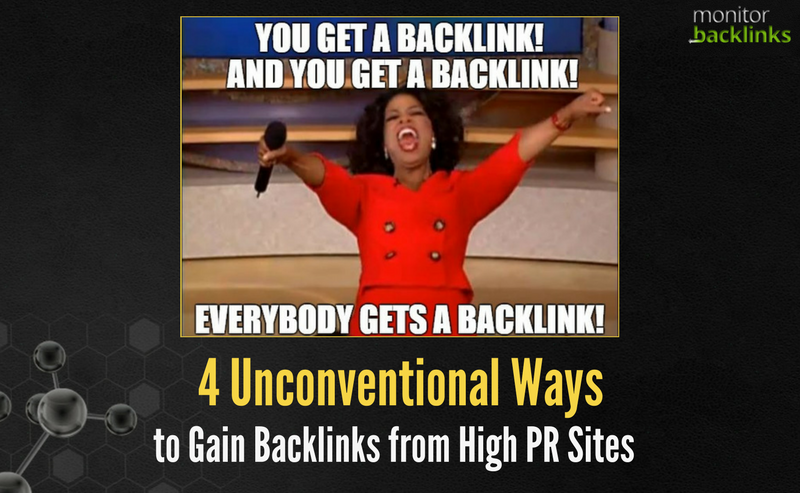 high-pr-sites-for-backlinks