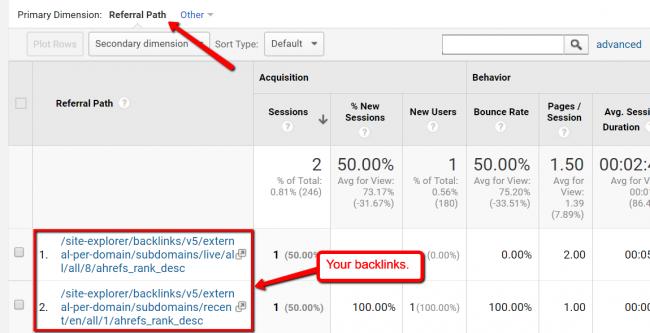 google-analytics-backlinks