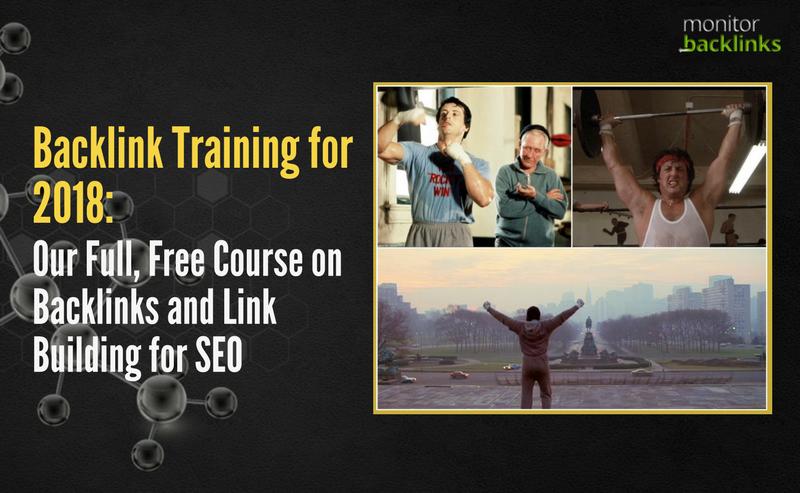 backlink-training