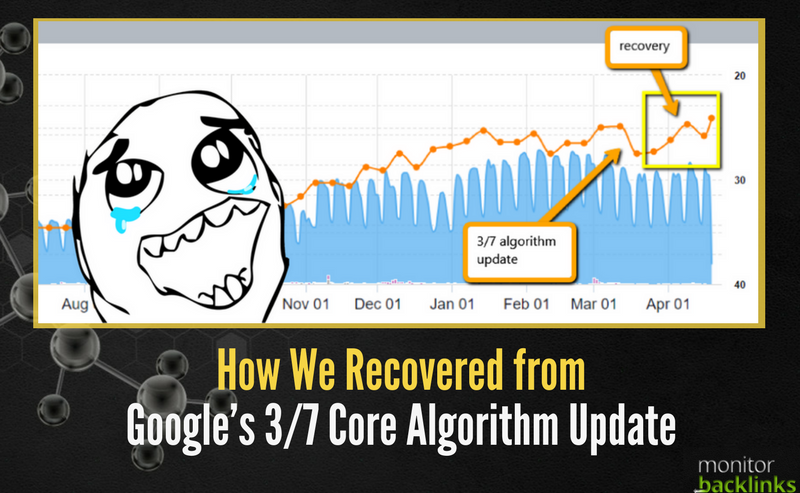 google-algorithm-update-recovery