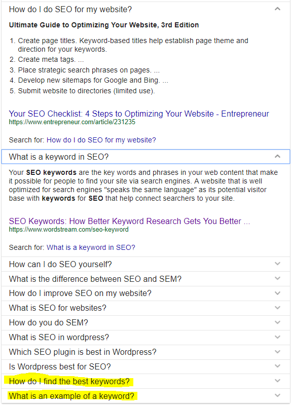 People Also Ask: How to Score PAA Boxes and Infinite SEO Opportunities