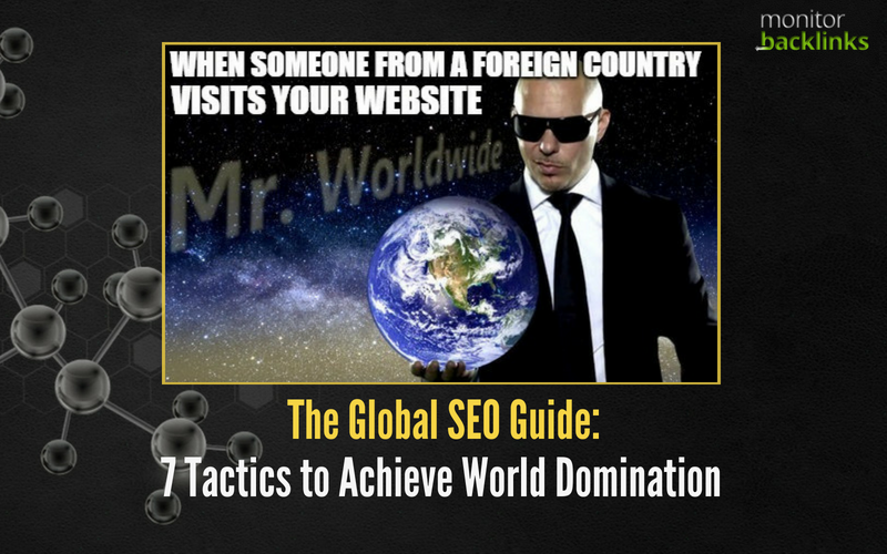 Apologise, but, domination for dummies world global removed