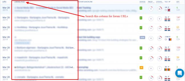 forum-backlinks