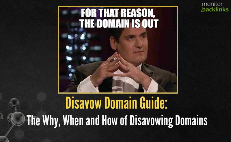 disavow-domain