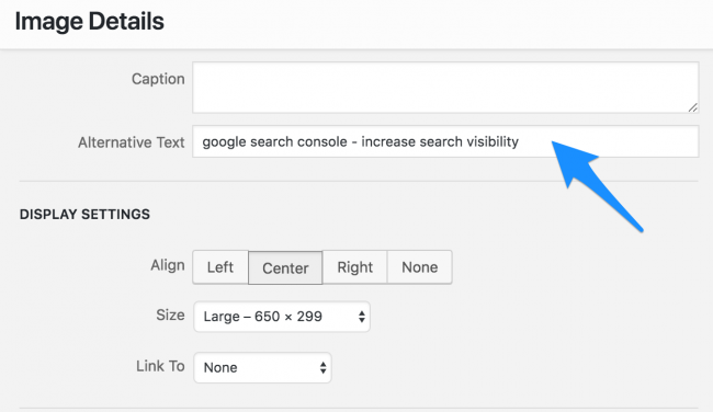 how to increase search engine visibility