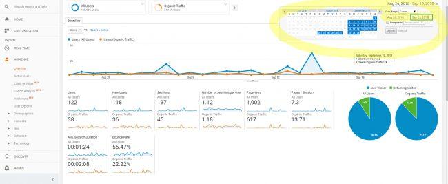 organic-traffic-google-analytics