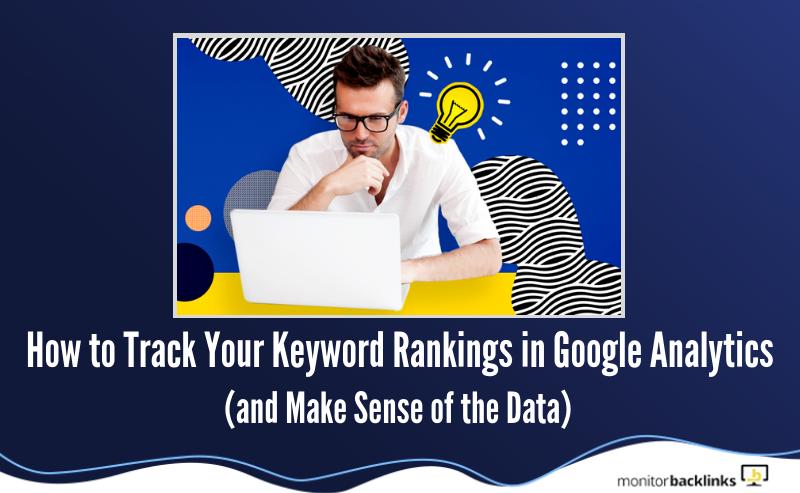 google-analytics-keyword-ranking