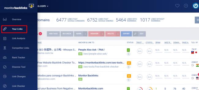 html-backlink