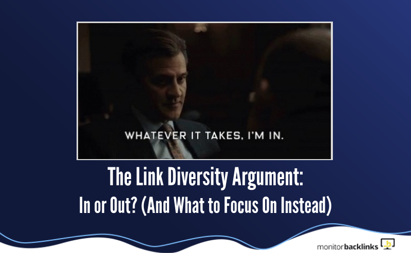 link-diversity