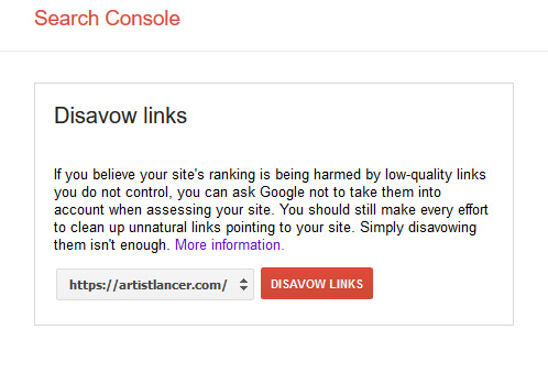 should I disavow links