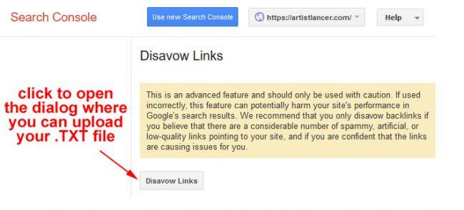 should I disavow links